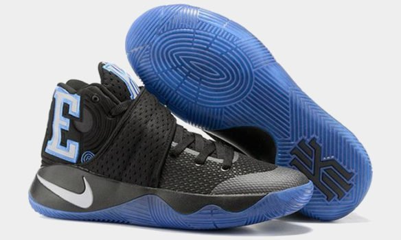 Фото Nike Kyrie 2 Duke QS черные - 3