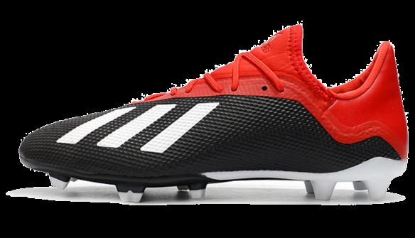 Фото Adidas X 18.1 FG black-red - 3