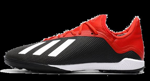 Фото Adidas X 18.1 IC black-red - 3